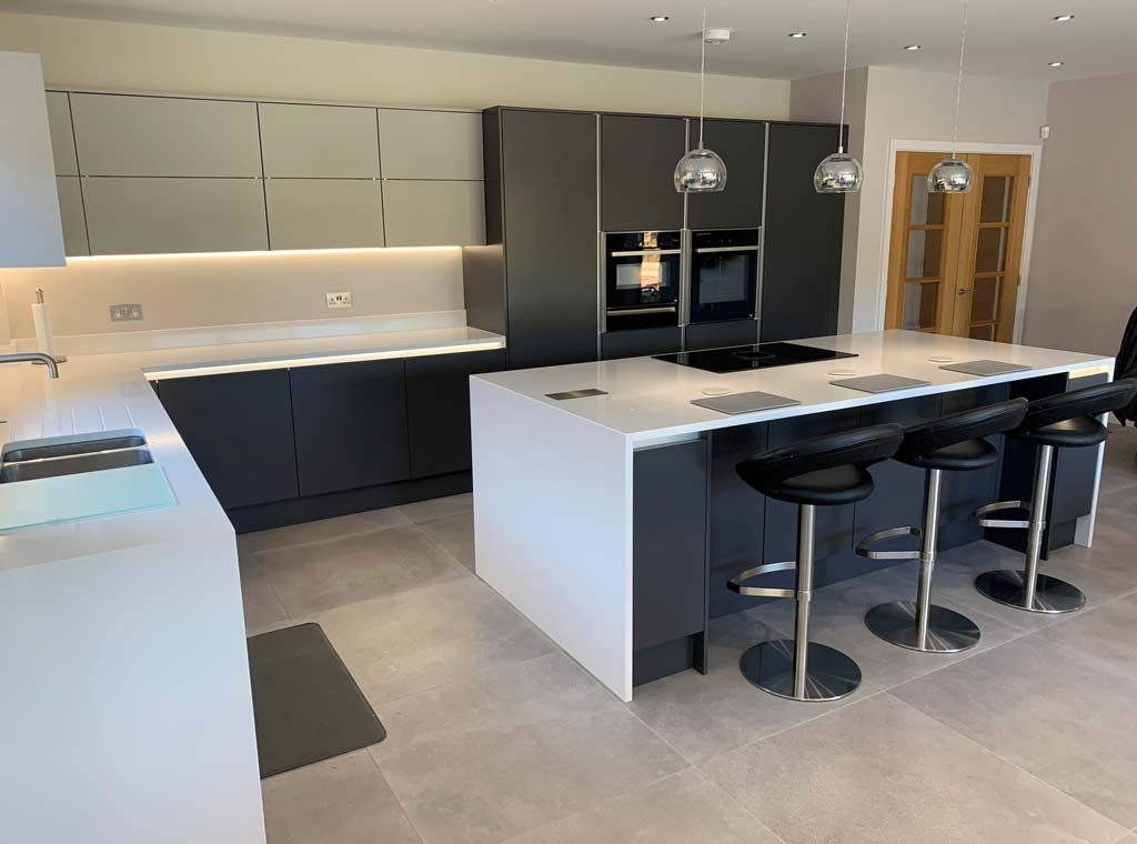 modern kitchen ringwood