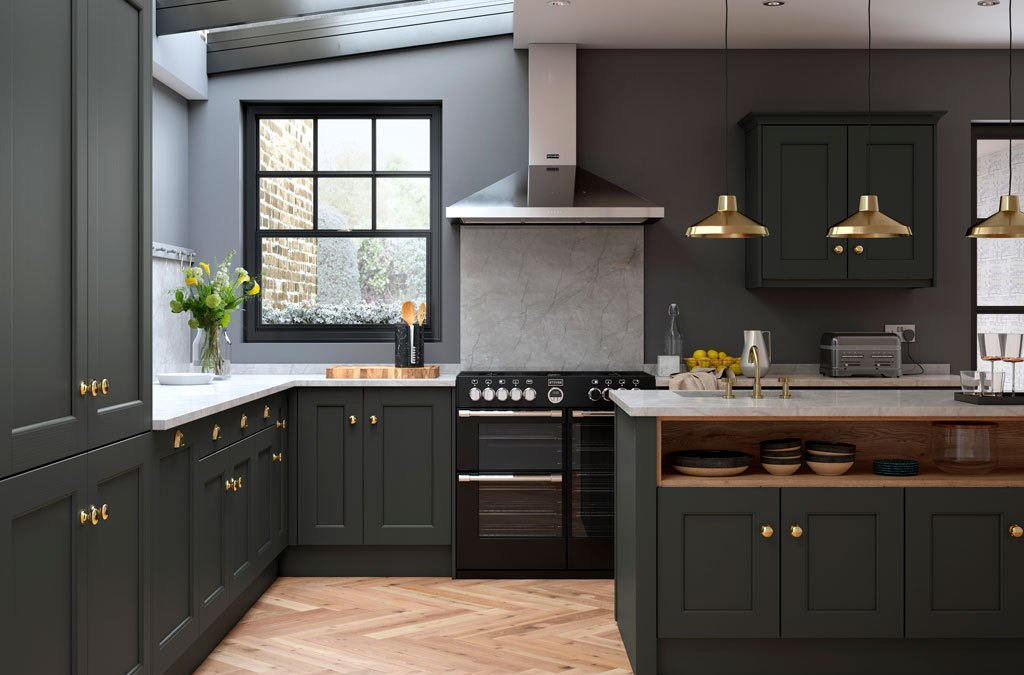 Classic Kitchen Ranges - Meridien Interiors - Dorset Fitted Kitchens