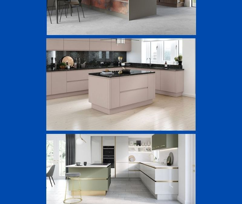 Modern Kitchen Design | Meridien Interiors Fitted Kitchens Dorset