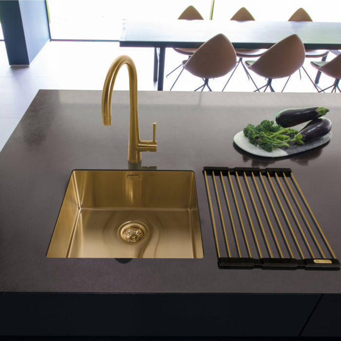 Kitchen Sinks | Meridien Interiors | Fitted Kitchens Dorset