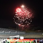神戸総合運動公園のユニバー記念競技場のトラック・芝生を開放した夏祭り!第11回ユニバー祭