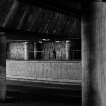 Blurry under Centralbron