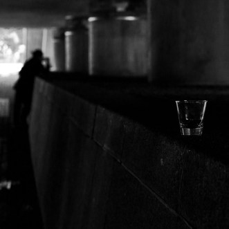 Glaset i tunneln