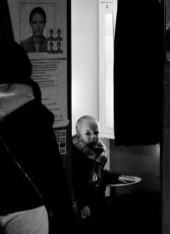 Gossen i fotoautomaten