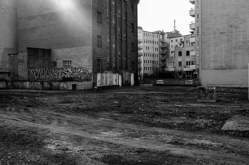Berlinsk bakgård