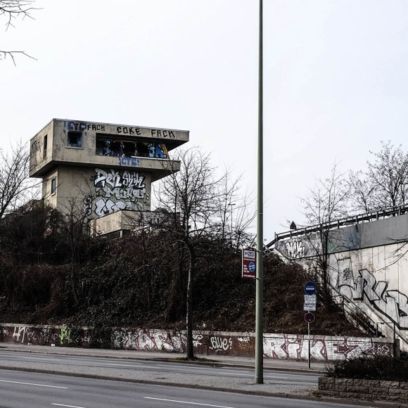 Graffititorn