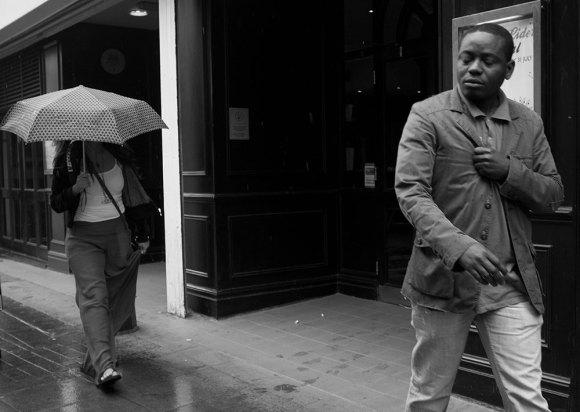 Umbrella-stalker