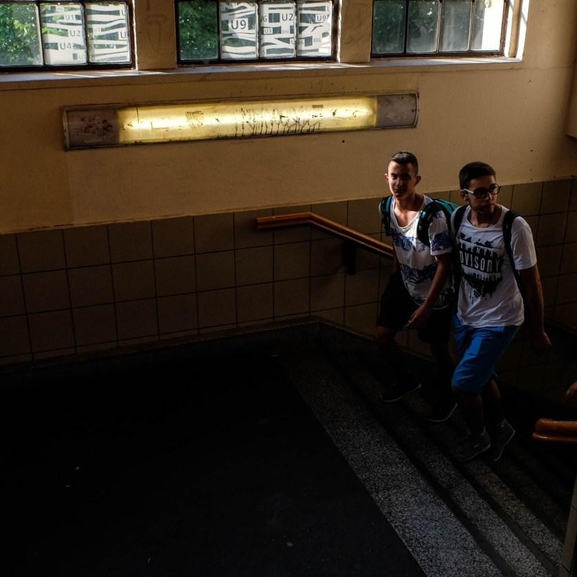 trappa U-bahn (1 av 1)