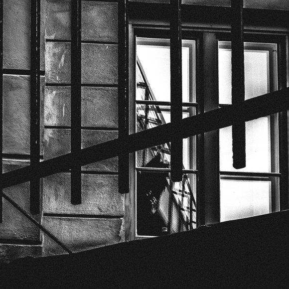 Galler,-fönster