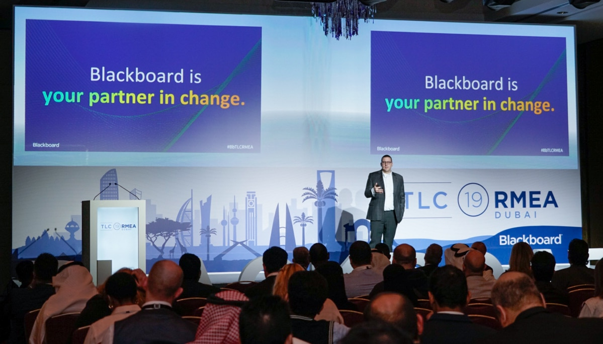 Blackboard to Host Teaching and Learning Conference for First Time in Dubai