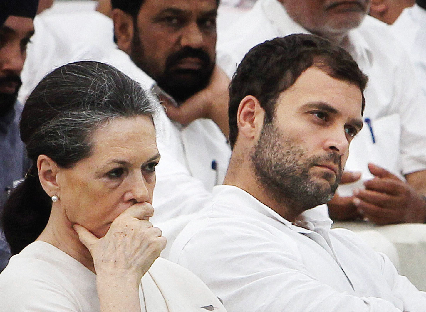 Sonia-Rahul to face trial in National Herald Case.