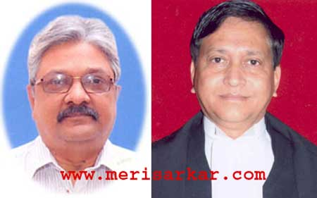 SC stayed the order of a bench of Chief Justice of Uttarakhand KM Joseph (L) and VK Bist.