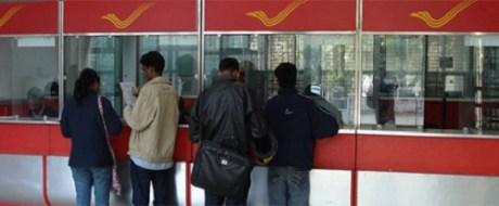 Speed Post Office India Aadhaar