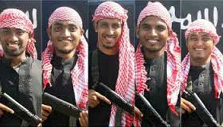 Islamic State claimed the responsibility for Dhaka Cafe attack and released the photos of attackers.