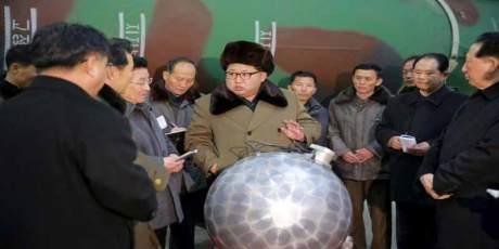 File Photo: North Korean leader Kim Jong Un.