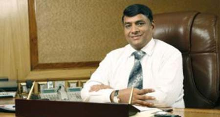 File Photo: Pradeep Jain, Chairman of Parsvnath Group.