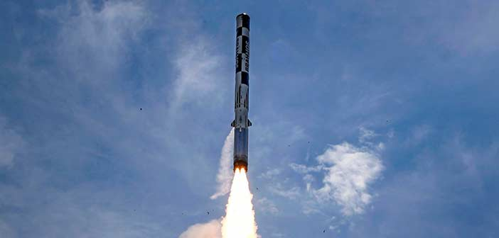 Brahos Missile
