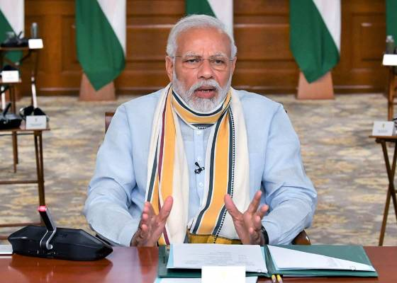 PM Modi Atma Nirbhar Bharat