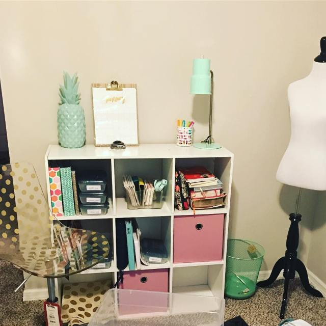 Working on a cute little space for ebay amp blogginghellip