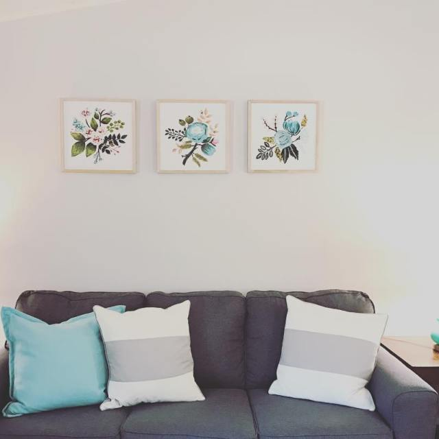 Really love how this space turned out!