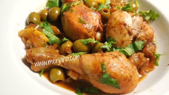 Chicken Olives