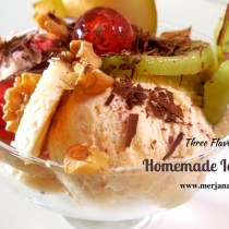 Homemade Icecream
