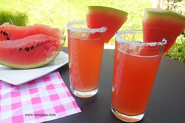 Watermelon Drink Agua de sandía