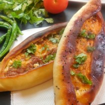 Pide Minced Meat Recipe