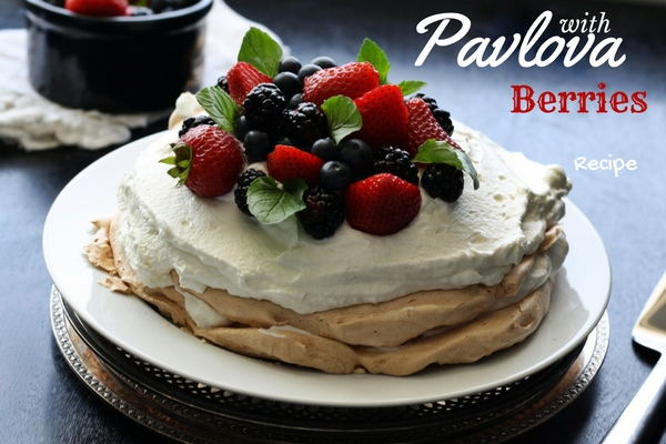 Pavlova Berries Recipe