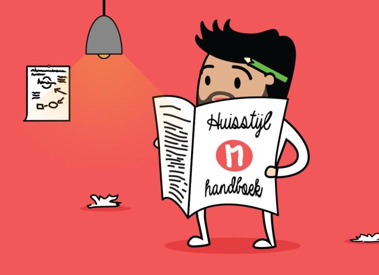 Huisstijlhandboek maken