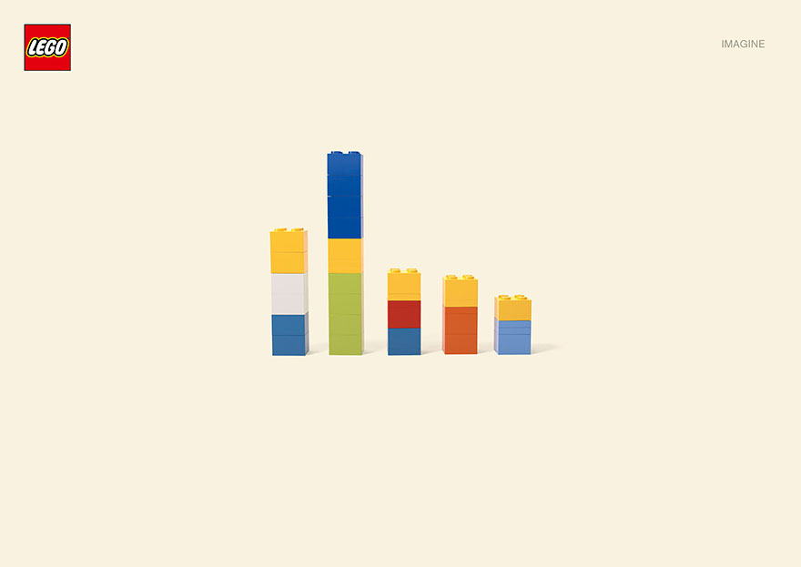 Lego advertentie