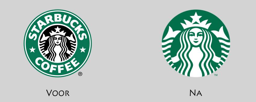 Starbucks logo design