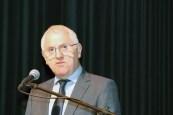 Stefaan De Groote, afgevaardigde van de Vlaamse Overheid