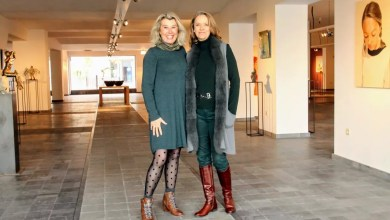 Jacqueline Desmet en Pia Timmermans
