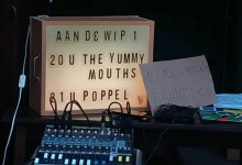 aan de wip the yummy mouths en Poppel