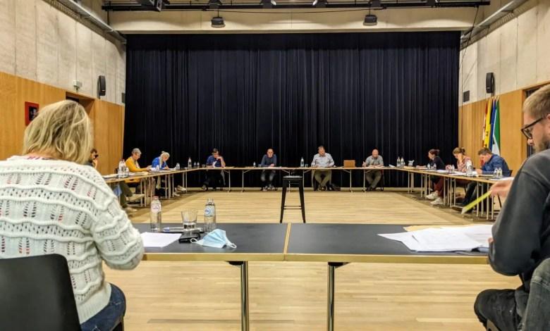 verslag gemeenteraad september