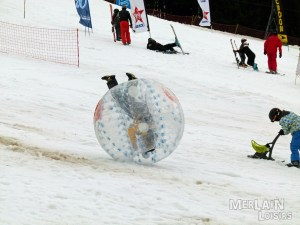 Bumperball - Animation Neige - Les Gets - 2011 - 01