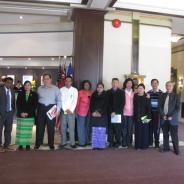 11-member Burma parliamentary delegation meets with CFOB by Tin Maung Htoo