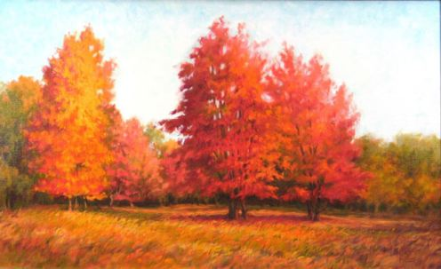 sugar maple painting