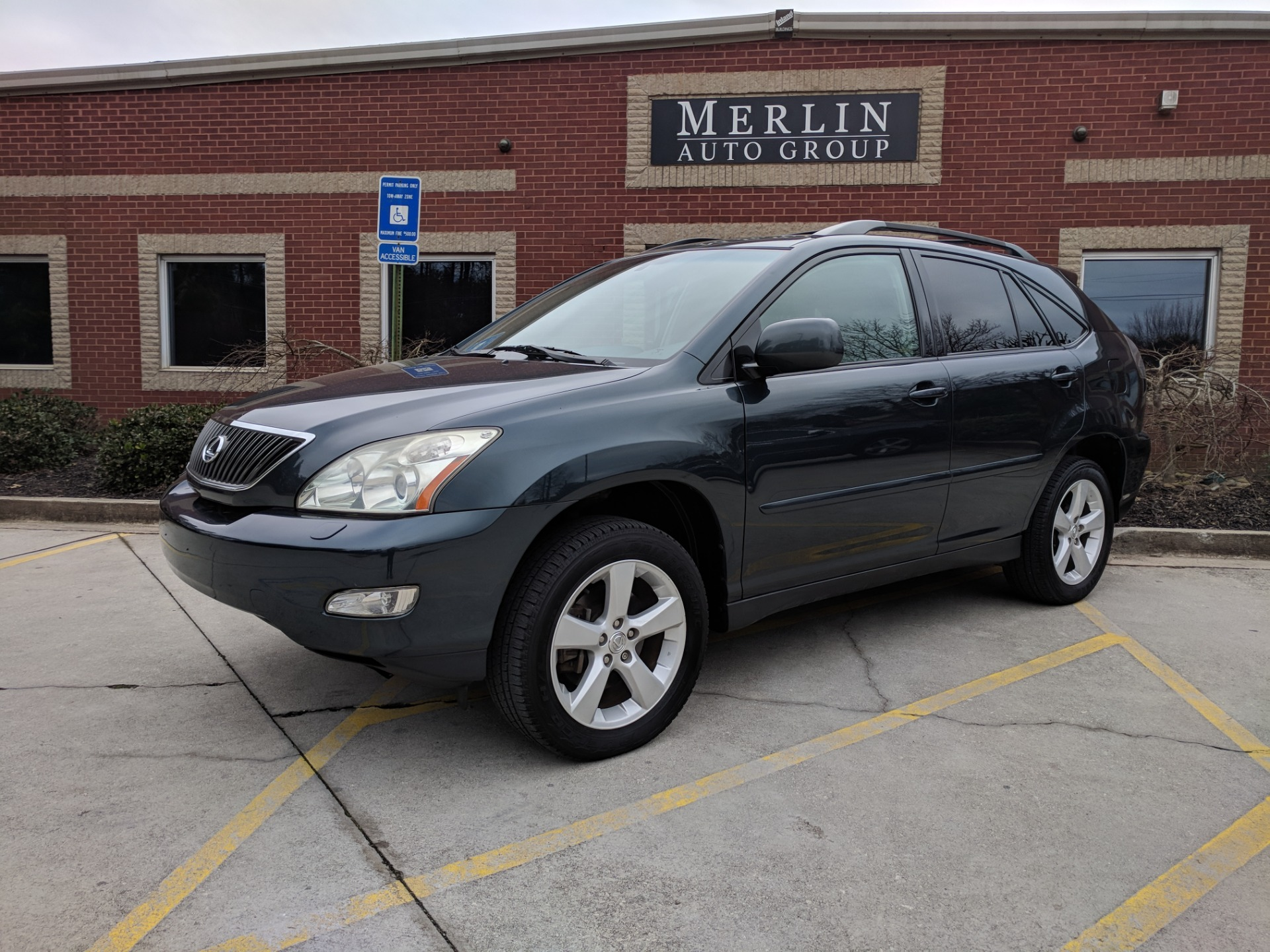 Used 2004 Lexus RX 330 stock P3862 Ultra Luxury Car from Merlin