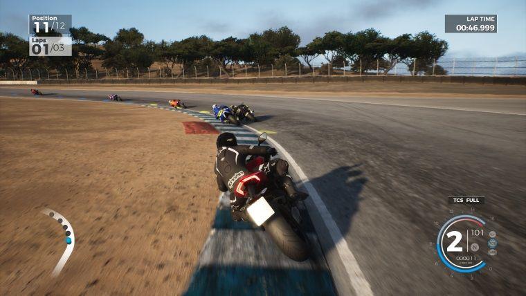 104742 640 RIDE 3 Pc Motor Yarış Oyununu Crackli Full Tek Link İndir