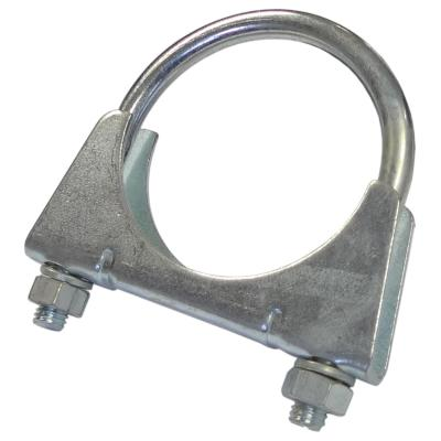 exhaust clamp for 51mm 2 inch o d pipe