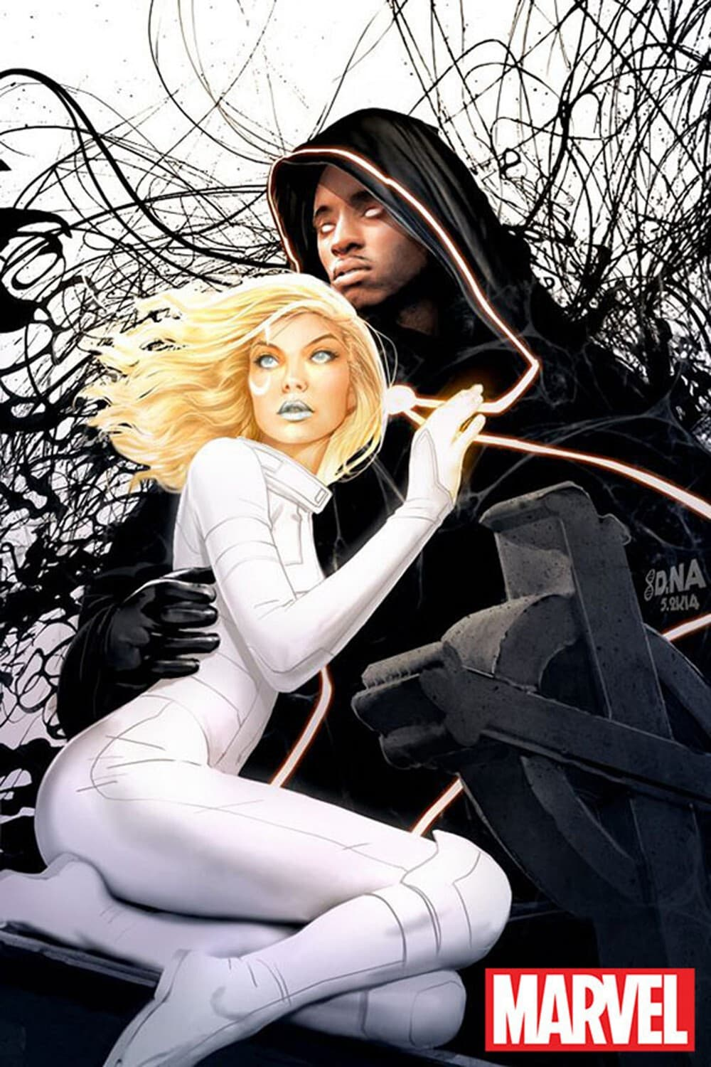 Marvel Cloak and Dagger on Freeform