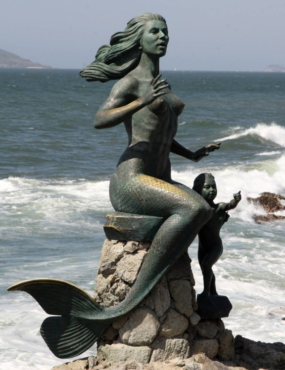 Reina de los Mares, Mazatlan