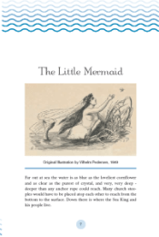 Excerpt from The Little Mermaid, Commemorative Edition