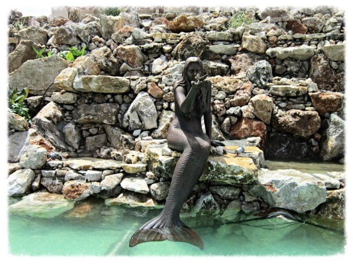 Marmaris Square Mermaid.