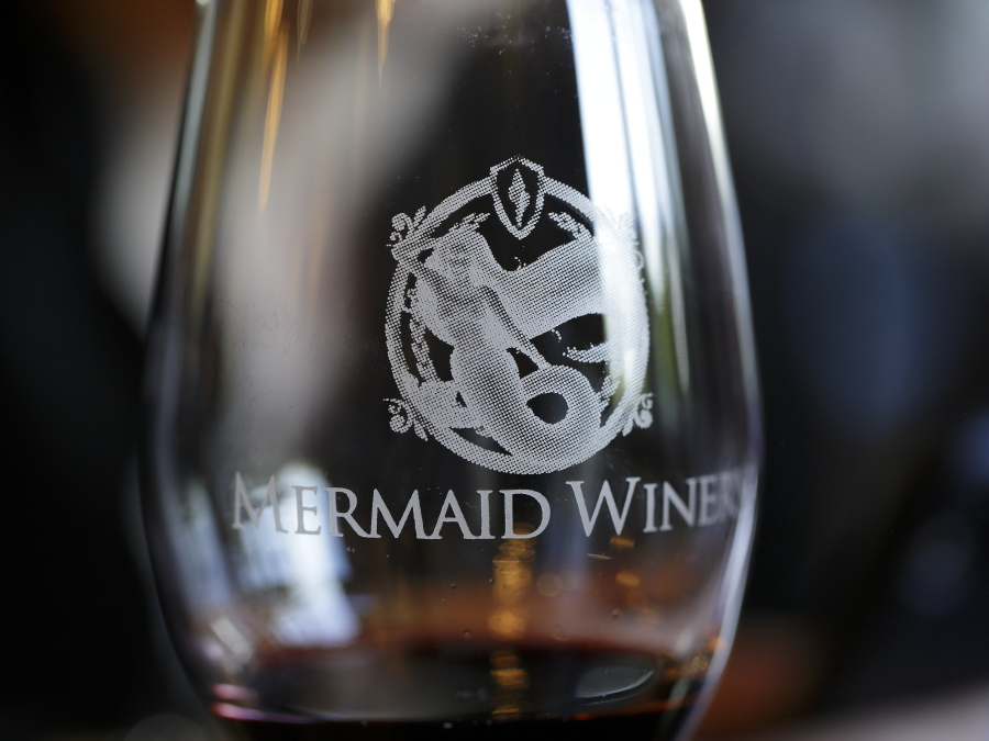 Mermaid Wine Pairing Dinner Virginia Beach Location
