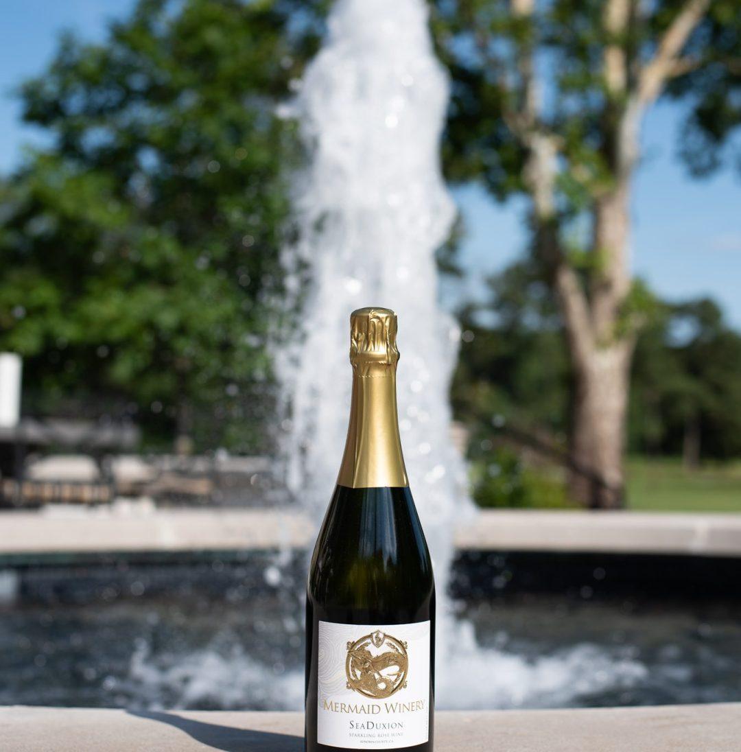 Picture of Wine Seaduxion Sparkling Rose Sonoma County, CA