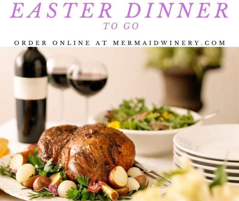 Easter Dinner – To-Go!