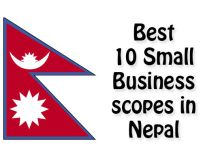 Small Business scopes in Nepal